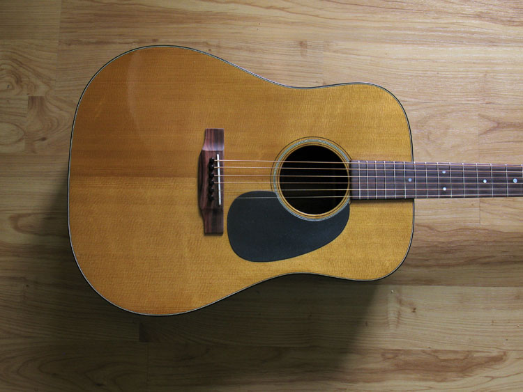 What Year Was My Martin Guitar Built
